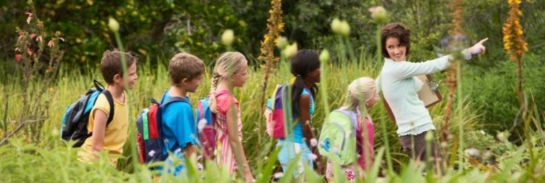 children & nature