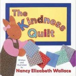 Book Cover; The Kindness Quilt