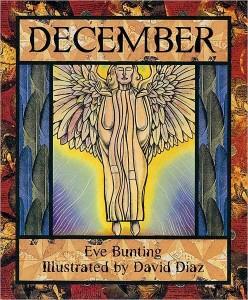 Book cover: December
