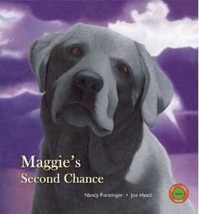 Book cover: Maggie's Second Chance