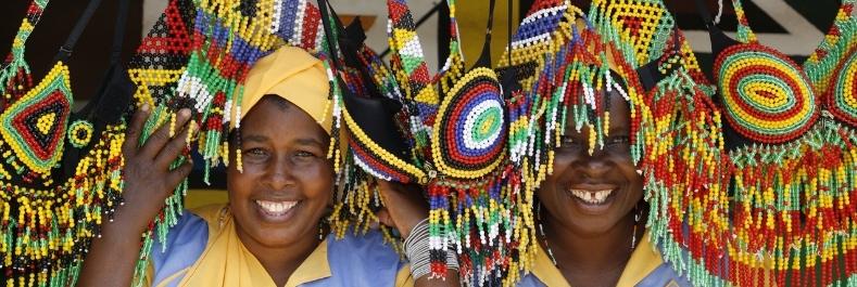 women from africa