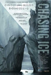 DVD cover: Chasing Ice