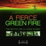DVD cover: A Fierce Green Fire