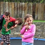 boys and girl demonstrating gender stereotypes