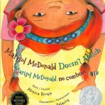 Book cover: Marisol McDonald Doesn't Match