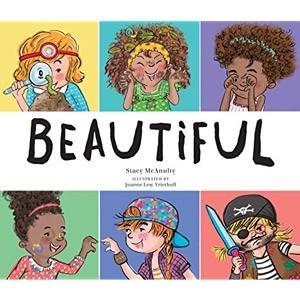 Book cover: Beautiful