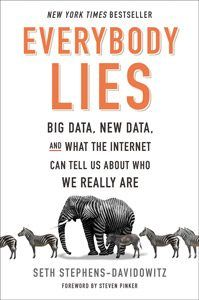 Book cover: Everybody Lies
