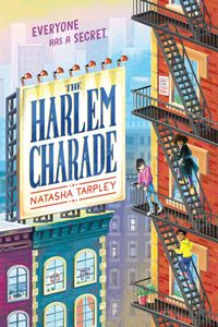 Book cover: Harlem Charade