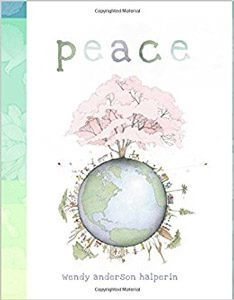 Book cover: Peace by Wendy A. Halperin