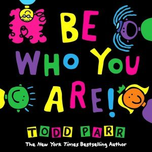 Book cover: Be Who You Are