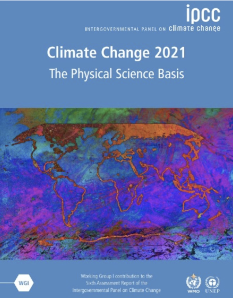Climate Change 2021 The Physical Science Basis